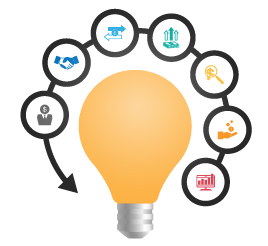 Idea Concept Lightbulb